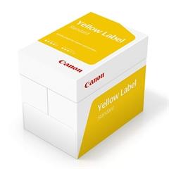 Poškodovana embalaža: fotokopirni papir Canon Yellow Label A3, 2.500 listov, 80 gramov