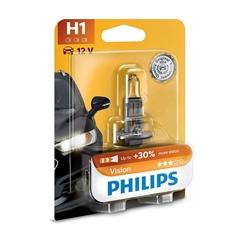 Avtomobilska žarnica Philips Vision H1, 55W