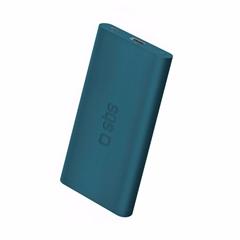Prenosna baterija (powerbank) SBS, 4.000 mAh, modra